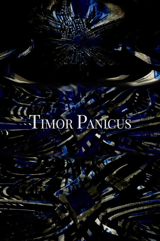 """Poster for the movie """"Timor Panicus"""""""