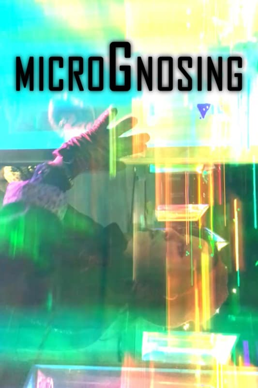 """Poster for the movie """"MicroGnosing"""""""