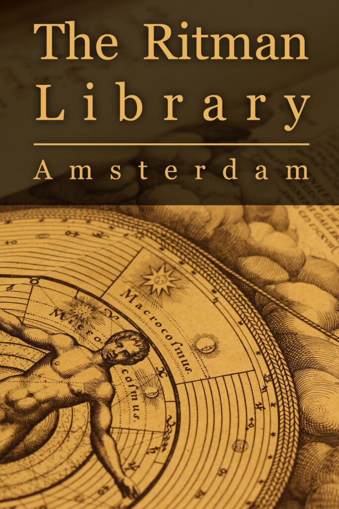 """Poster for the movie """"The Ritman Library - Amsterdam"""""""